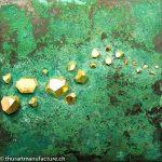 wegweisende Sterne auf der See, Metallbildplastik, Patrick Thür