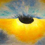 Ein schwarzes Loch im Universum, Christoph Thür