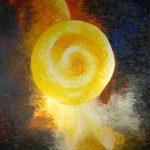 Entstehung einer Sonne I, Christoph Thür