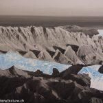 Ankündigung der Eiszeit in der Atacamawüste, Christoph Thür