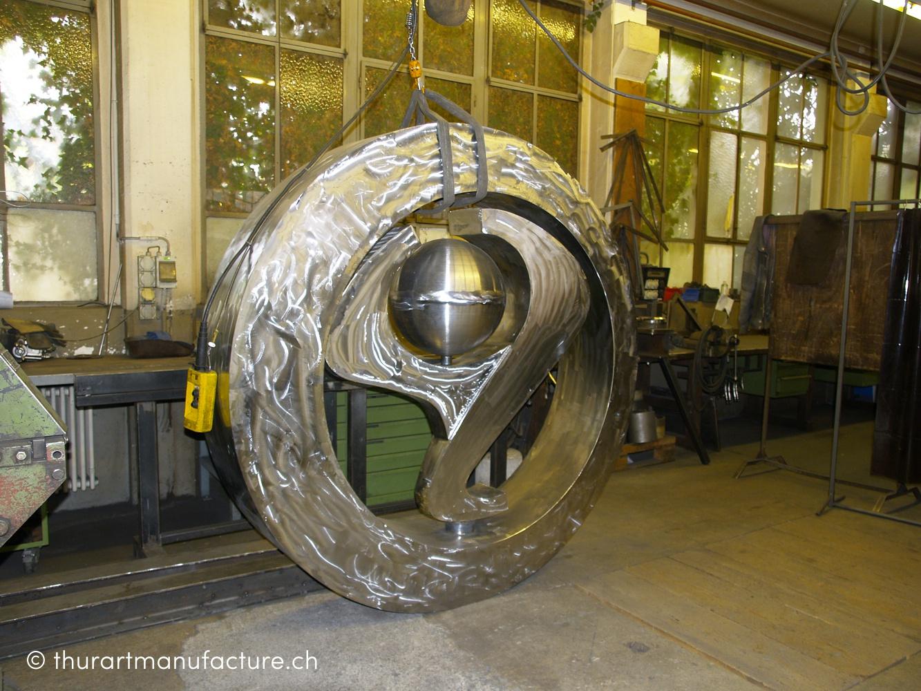 Formousia, Metallplastik, 2006