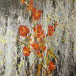 Herbstblumen in Rot, Christoph Thür