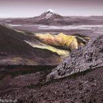 Lava vom Parinacota, Christoph Thür