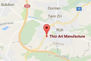 Thür Art Manufacture, Eichwiesstrasse 9, 8630 Rüti
