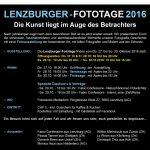 Lenzburger Fototage 2016