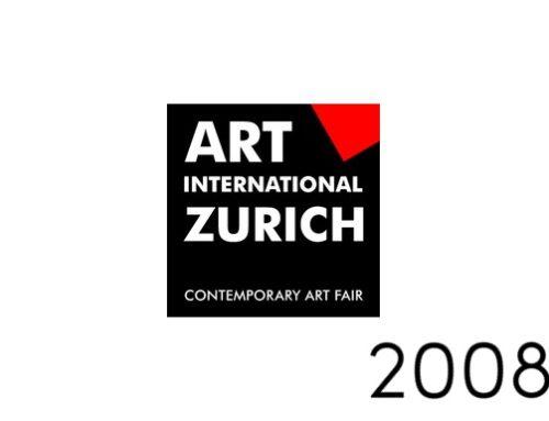 ART INTERNATIONAL ZURICH 2008