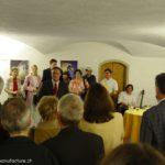 Vernissage PaTchworks Ausstellung Klinik St. Raphael Küsnacht ZH