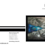 PaTchworks Ausstellung Klinik St. Raphael Küsnacht ZH
