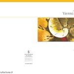 Einladungskarte Reflexionen der Elemente in Form und Farbe