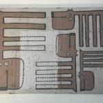 , Kunstausstellung Huellas - Spuren von Juan Andereggen, Juan Andereggen