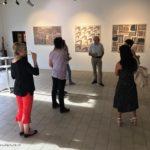 , Kulturkommission Rüti zu Gast bei der der Kunstausstellung Huellas - Spuren von Juan Andereggen, Juan Andereggen