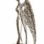 Engel, Metallskulptur, Patrick Thür