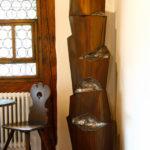 Pillar, Metallplastik, Patrick Thür