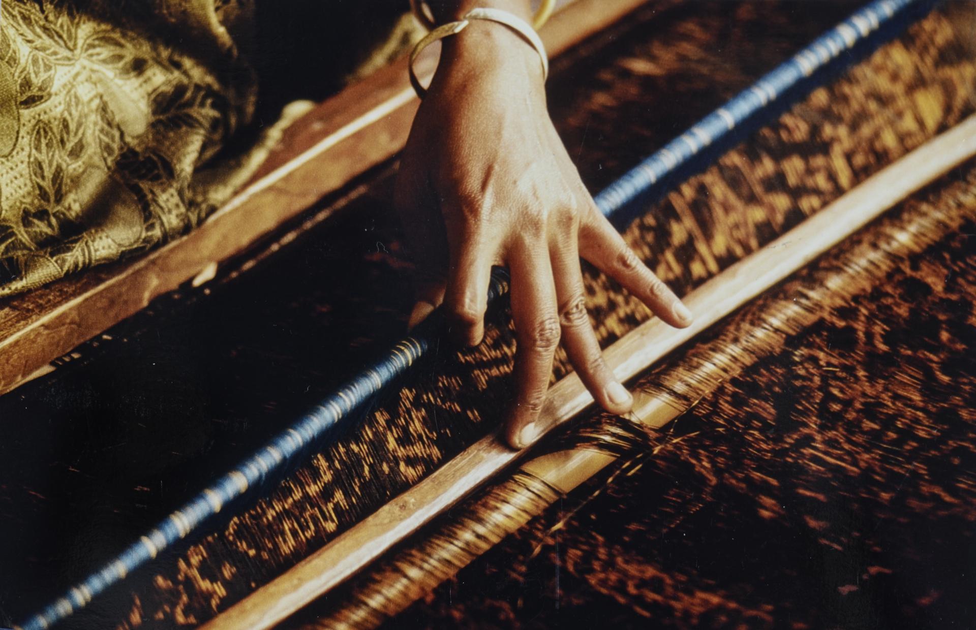 Textile Verzauberung - Webkunst aus Flores, Gastausstellung @ Thür Art Manufacture, © Sabine Wunderlin, Zuerich, Switzerland