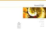 Einladungskarte Reflexionen der Elemente in Form und Farbe @ Klinik St. Raphael