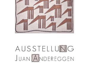 Simplemente Juan Andereggen @ patchworks Einladung