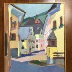 Francois Barro Gastausstellung Farben und Klänge @Thür Art Manufacture