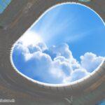 Wolkenpavillon Thür Art Manufacture