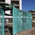 Thür Art Manufacture Wolkenpavillon Stangenvorhang